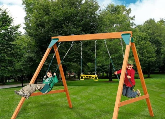 6 Essential Tips In Choosing The Right Playground Swing For Your Setup