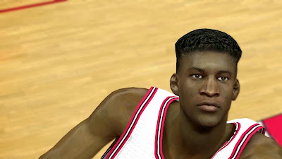 NBA 2K14 Jimmy Butler Haircut Update