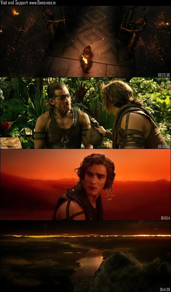 Gods Of Egypt 2016 Dual Audio Hindi 720p BluRay