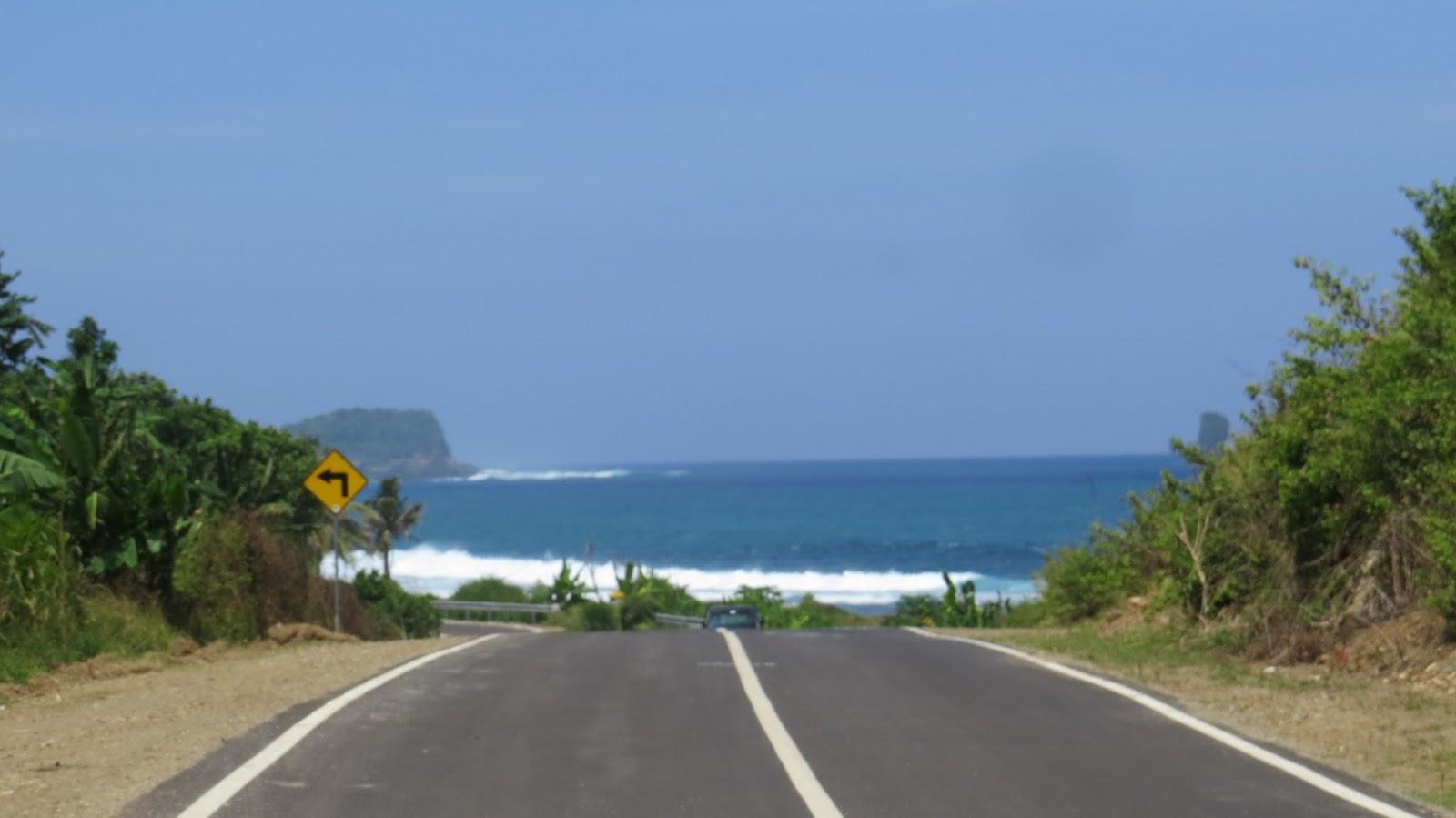 Jalan Lintas Selatan Jawa