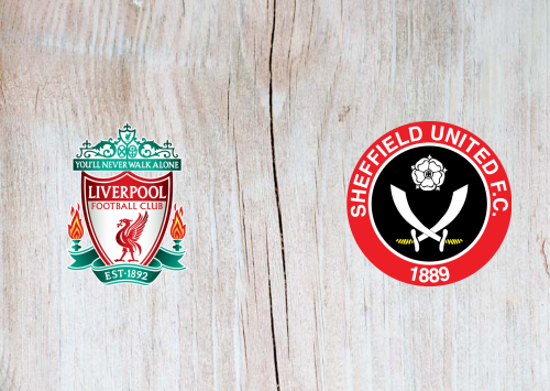 Liverpool vs Sheffield United Full Match & Highlights 24 ...