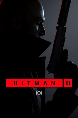 Capa do Hitman 3