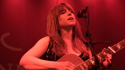 "In ""Wild Rose,"" Jessie Buckley plays Rose-Lynn Harlan, a Scottish free spirit who sings and performs to pursue her dream of being a country singer."