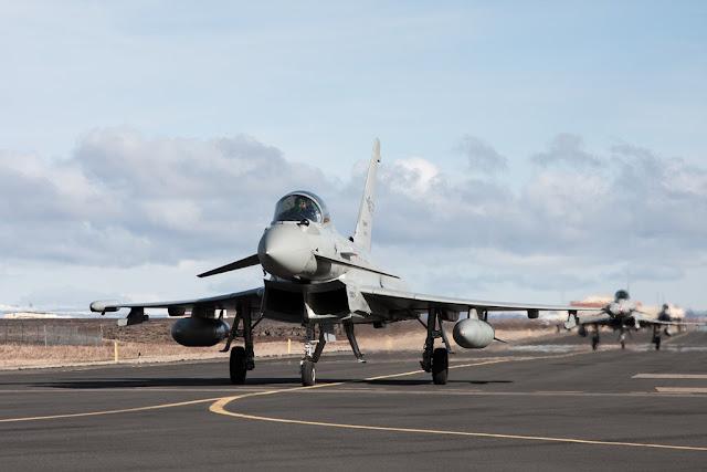 Ponte di Ferragosto intenso per l'Aeronautica Militare: attivati tutti i servizi di allarme