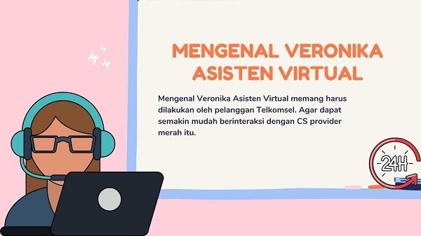 Mengenal Veronika Asisten Virtual