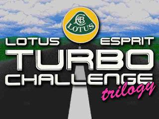 Lotus Esprit Turbo Challenge Trilogy