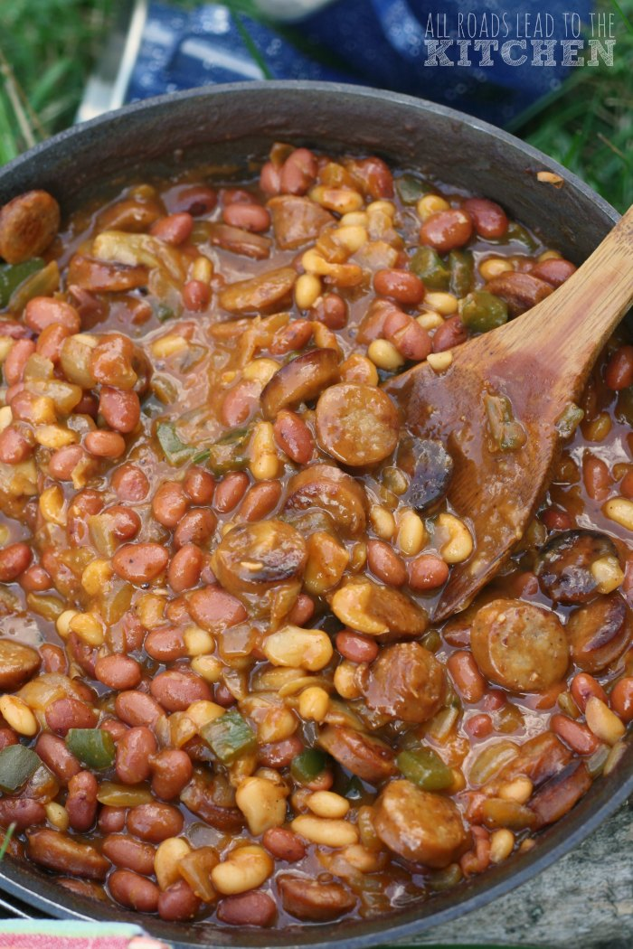 Campfire Beans & Weenies