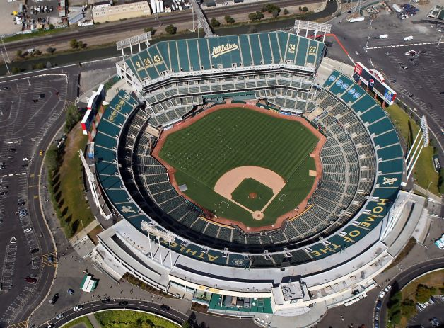 O.co Coliseum(Photo by Lance Iversen/The Chronicle)