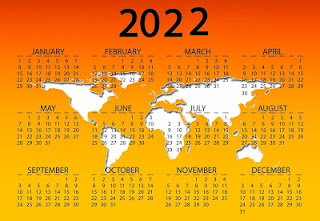 New Year 2022