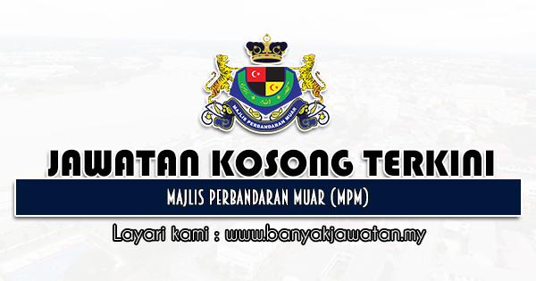 Jawatan Kosong 2021 di Majlis Perbandaran Muar (MPM)