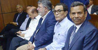 Seis de los imputados por Odebrecht no han apelado coerción