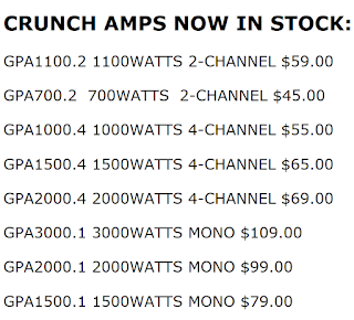 wholesale car audio distributors pricing specials below wholesale