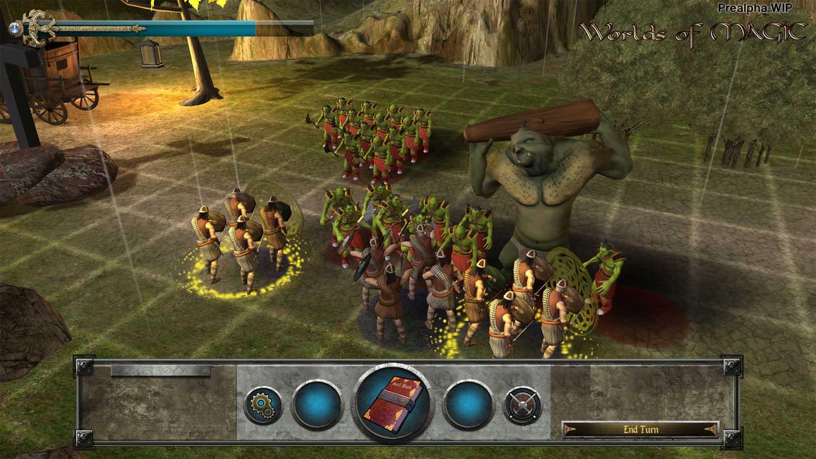 تحميل لعبة World Of Magic مضغوطة كاملة بروابط مباشرة مجانا