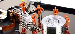 Mengenal jenis Kerusakan Hard Disk