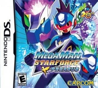 Rom Mega Man Star Force Pegasus NDS