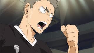 Hellominju.com : ハイキュー!! アニメ 4期 稲荷崎高校 銀島結 Ginjima Hitoshi | Haikyuu!! INARIZAKI High Members | Hello Anime !