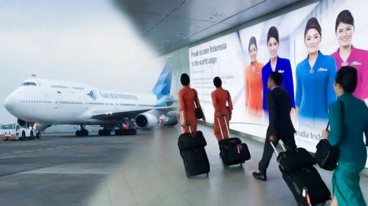 Garuda Menunggak Gaji Karyawan hingga Rp 327,8 Miliar