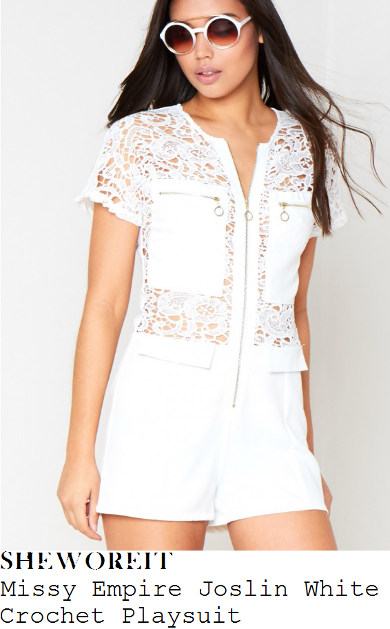 courtney-green-missy-empire-joslin-bright-white-sheer-paisley-floral-crochet-lace-zip-front-pocket-detail-playsuit