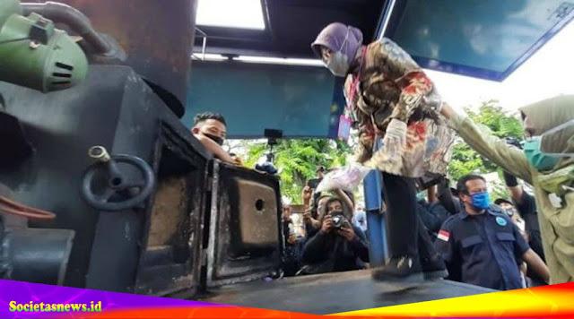 Puluhan Warga Surabaya Jadi Kurir Sabu, Ini Reaksi Risma