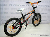 3 Sepeda BMX Pacific Spinix FreeStyle 20 Inci