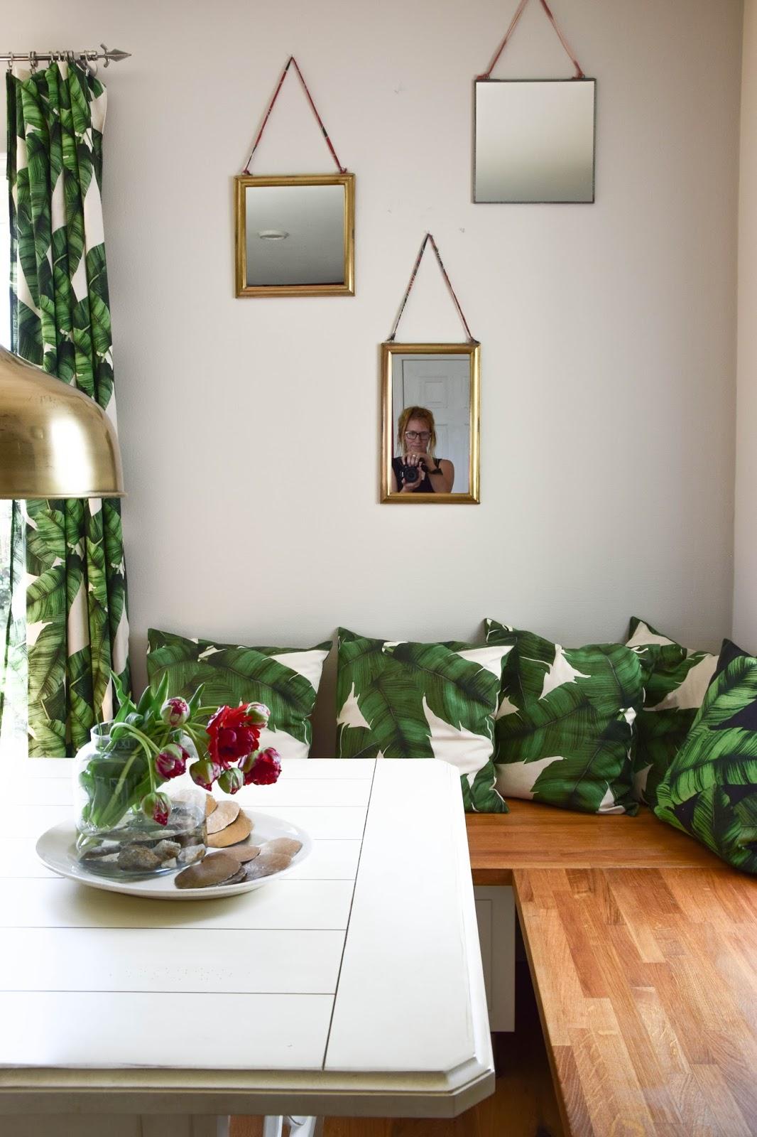 blumen- und wanddeko fürs esszimmer | eclectic hamilton, Wohnzimmer dekoo