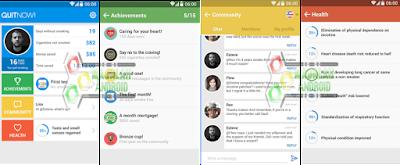 QuitNow! Pro Stop Smoking APK Android Aplikasi Untuk Berhenti Merokok