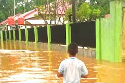 Tujuh Kecamatan di Aceh Jaya Terdampak Banjir dan Tanah Longsor