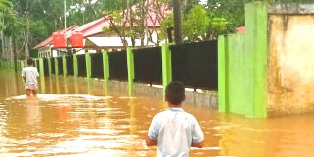 Tujuh Kecamatan di Aceh Jaya Terdampak Banjir dan Tanah Longsor.lelemuku.com.jpg