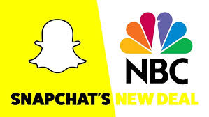 Snapchat Signed a New Deal with Nbc for Summer Games 2020 #Article