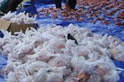 Pondok Pesantren Nurul Falah Bagikan 2.500 Paket Daging Kurban ke Mustahiq