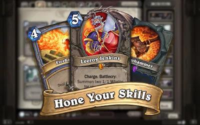 Hearthstone Heroes of Warcraft Apk v7.0.15615 Mod