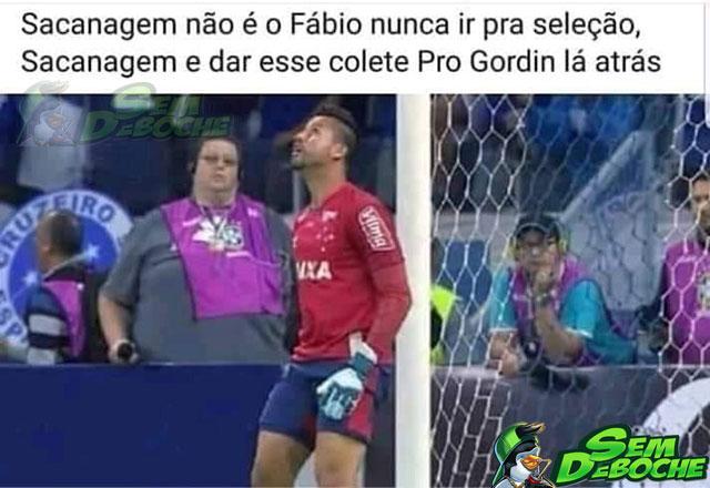 SACANAGEM COM O GORDINHO