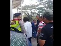 Polisi Gandeng MUI Tangani Kasus Wanita Bawa Anjing ke Masjid