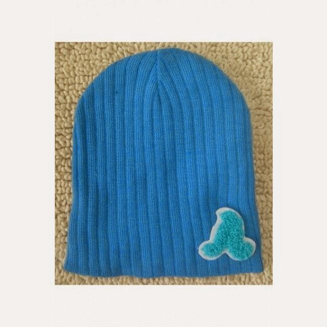 ec1b11cb9b0 Dr. Cap Baby Reversible Beanie Hat - Blue