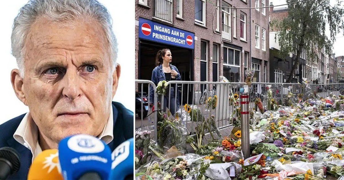 Leading Dutch Crime Journalist Dies After Being Shot By Assailants In Central Amsterdam