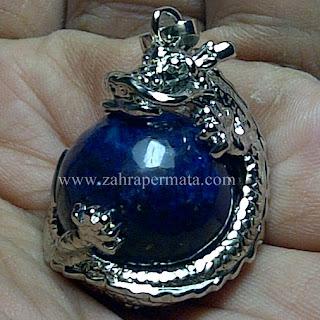 Leontin Batu Lapis Lazulite - ZP 525