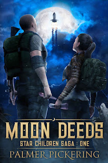 SPFBO 5 Interview: Palmer Pickering, author of Moon Deeds