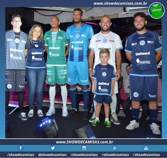 335e050cf6dcc São Bento apresenta suas novas camisas para 2017 - Testando Novo Site