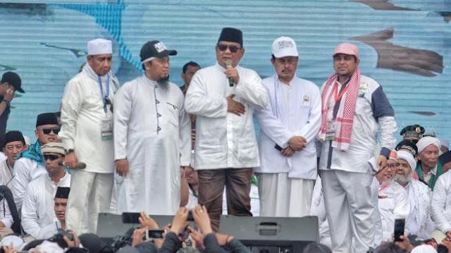 PA 212 Tidak Mau Lagi Mendukung Pencapresan Prabowo