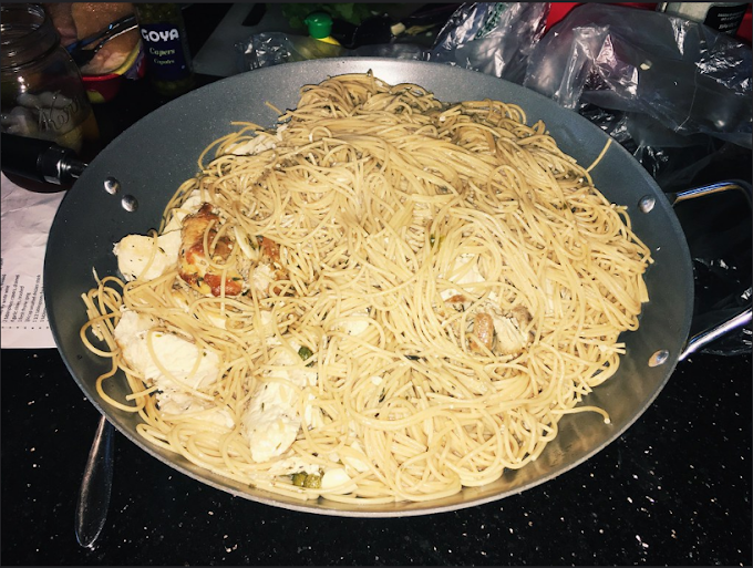 How To Make Quick Chicken Piccata