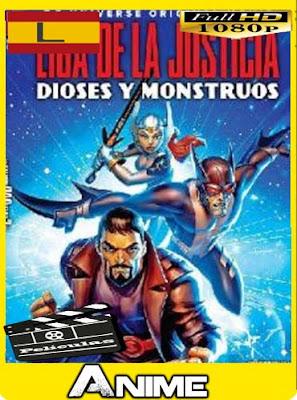 Liga de la Justicia: Dioses y Monstruos (2015) HD [1080P] latino [GoogleDrive-Mega]nestorHD