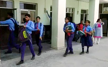 Govt Private Schools will remain closed for two days due to severe storms