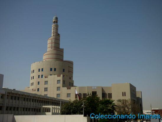 Centro Islámico de Qatar, Doha