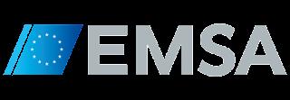 Logo de la Agencia Europea de Seguridad Marítima