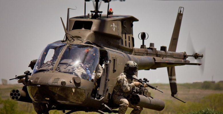 Το καλοκαίρι παραλαμβάνονται τα «OH-58D Kiowa Warrior» –  να ασφαλίσουν τα νησιά του Αιγαίου
