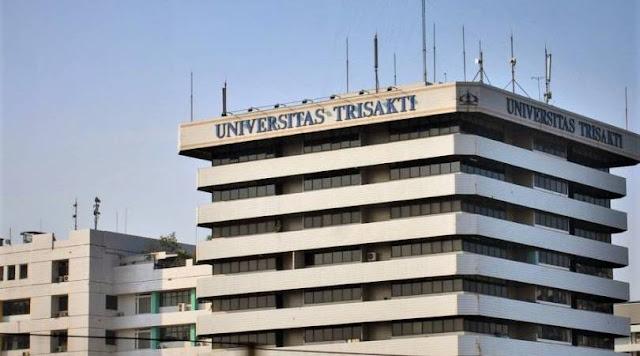 Biaya Kuliah Universitas Trisakti (Usakti) Tahun 2021/2022