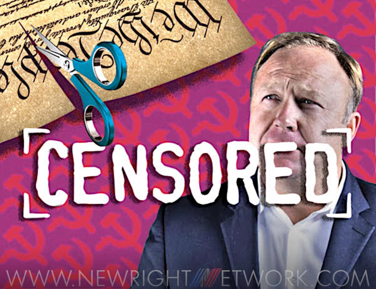 Alex Jones Memes, Internet Censorship, Internet Bill of Rights