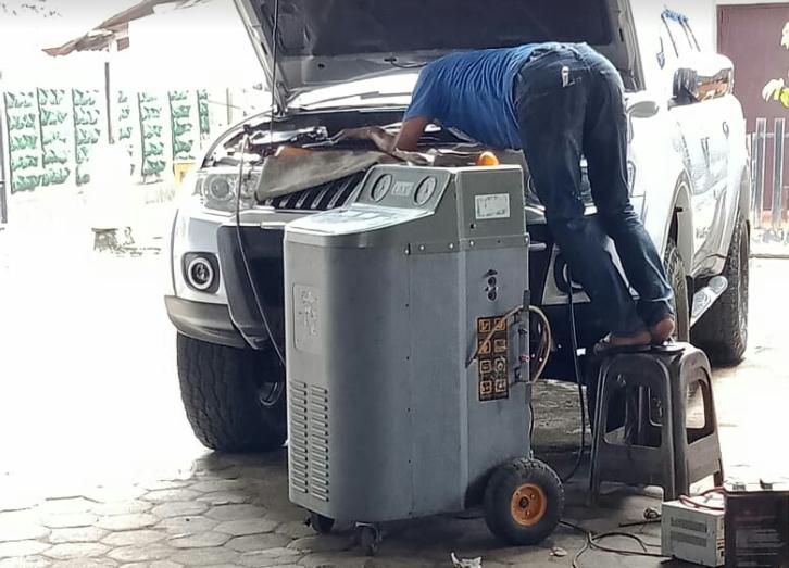 Narendra - Bengkel AC Mobil Jogja