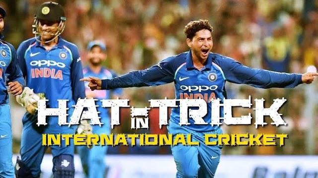 तीन गेंदबाजों के नाम पर एक नज़र डालें, जिन्होंने अंतरराष्ट्रीय क्रिकेट में 4 गेंदों में 4 विकेट लिए