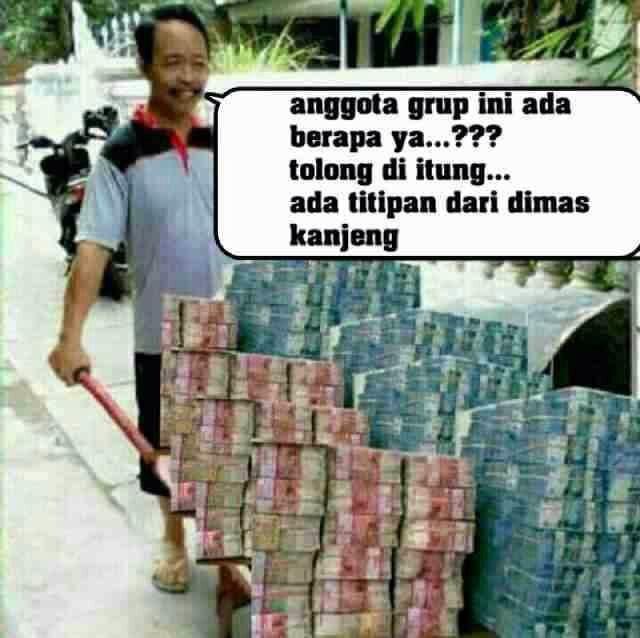 Meme Dimas Kanjeng